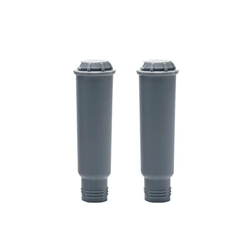 Somune - Juego de 2 cartuchos de filtro de agua para cafetera Melitta/Krups Claris F088 F088 01 / AEG/Siemens TCZ60003 / Bosch TCZ6003 (tamaño: 2 unidades)