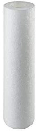 Bbagua GS540003.5 Cartucho de sedimentos 5 micras para Vaso 10', Algodón, Blanco, Estandar