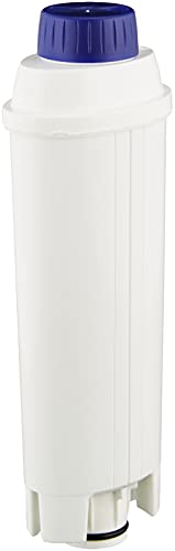 De'Longhi DLSC002 Filtro agua antical, para cafeteras superautomáticas, original, compatible modelos ECAM / ETAM, 2 meses duración