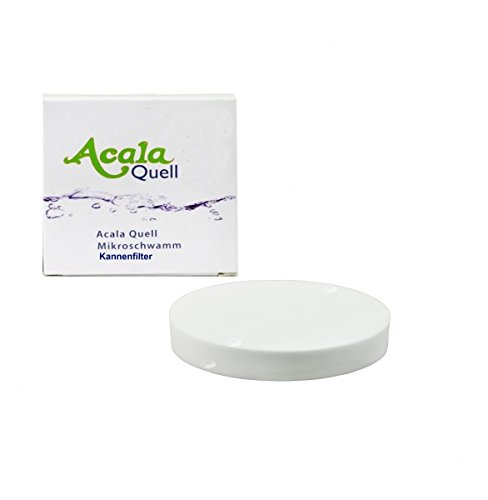 Micro Esponja para filtro de agua Acala Quell One y Acala Quell Swing
