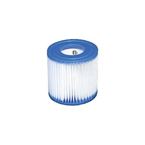 Intex, 29007, cartucho piscina, Blanco y azul, 9.21 x 10.16 x 9.21 cm, 1 pieza