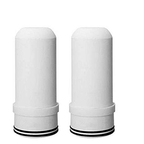 Spardar Filtro de Agua para Grifo Sistema de filtración de Agua, Material Ultra Absorbente, se Adapta a grifos estándar, fácil instalación, no Requiere Herramientas