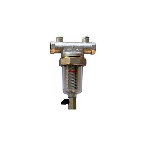 Pineco - Filtro autolimpiante de agua potable Pigi 1/2 3/4 filtro para agua potable