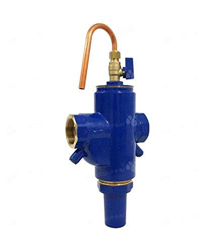 Filtro autolimpiable Arion 26/34–1'–50µm–agua caliente