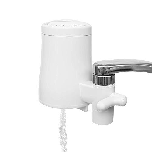 TAPP Water TAPP 2 Twist - Filtro de Agua para Grifo sostenible. Agua de Sabor excelente. Filtra la Cal y sustancias como Cloro, bacterias, Metales Pesados, microplásticos   Instálalo sin Herramientas