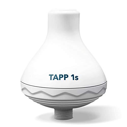 TAPP Water TAPP 1s - Filtro de Agua para Ducha (Filtra la Cal, el Cloro y los Metales Pesados)