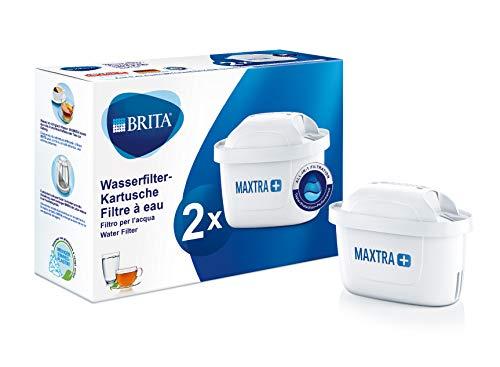 Brita - Cartuchos de filtro MaxtraPlus, weiß, Pack 2