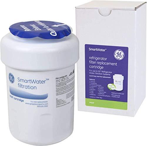 GE MWF SmartWater - Filtro de agua para refrigerador / frigorífico General Electric