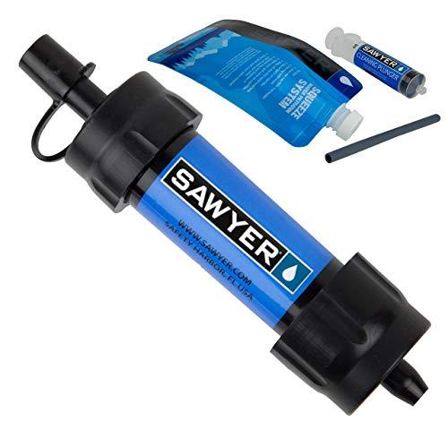 Sawyer Mini - Sistema de filtración de agua Original SP128