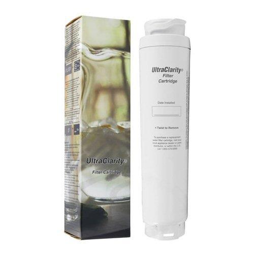 UltraClarity 644845 - 9000 077 - 104 967 - 104 96 - Filtro de agua interno para frigoríficos Neff, Bosch, Siemens, Miele, Gaggenau, Balay y Ariston