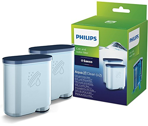 Philips ca6903/22–Juego de 2filtros de agua/caliza,