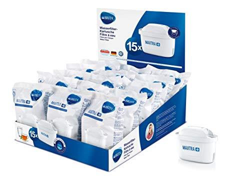 BRITA 079 574 Filtro compuesto para máquina de agua Maxtra+ 15 unidades