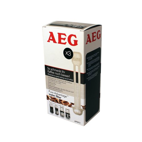 AEG APAF3 Color blanco - Filtro de agua