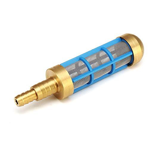 Filtro de limpieza de bomba de agua de 3/4 pulgadas, 1/2 pulgadas, filtro de limpieza de COD