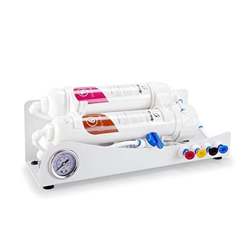 smardy HOME 190 Sistema de filtrado de agua - ósmosis inversa domestica - de 3 etapas