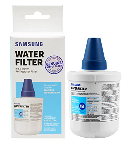 Filtro DA29-00003G - Filtro de agua para frigoríficos Samsung RSG5UUMH