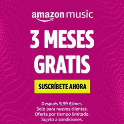 Amazon Music 3 Meses Gratis