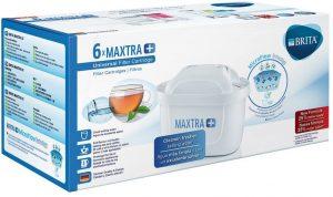 BRITA MAXTRA+ - 6 filtros para el agua