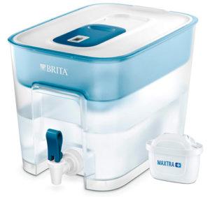 Dispensador de agua filtro BRITA Flow Maxtra+ extra grande