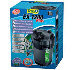 Filtro Exterior para Acuario Tetra EX 1200 Plus Set completo