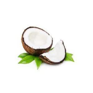 Cáscaras de coco