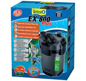 Filtro Exterior para Acuario Tetra EX 800 Plus Set completo