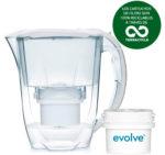 Jarra de agua con filtro Oria 2.8L Aqua Optima