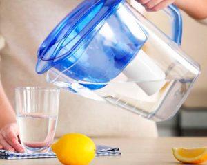 Las jarras de filtrado